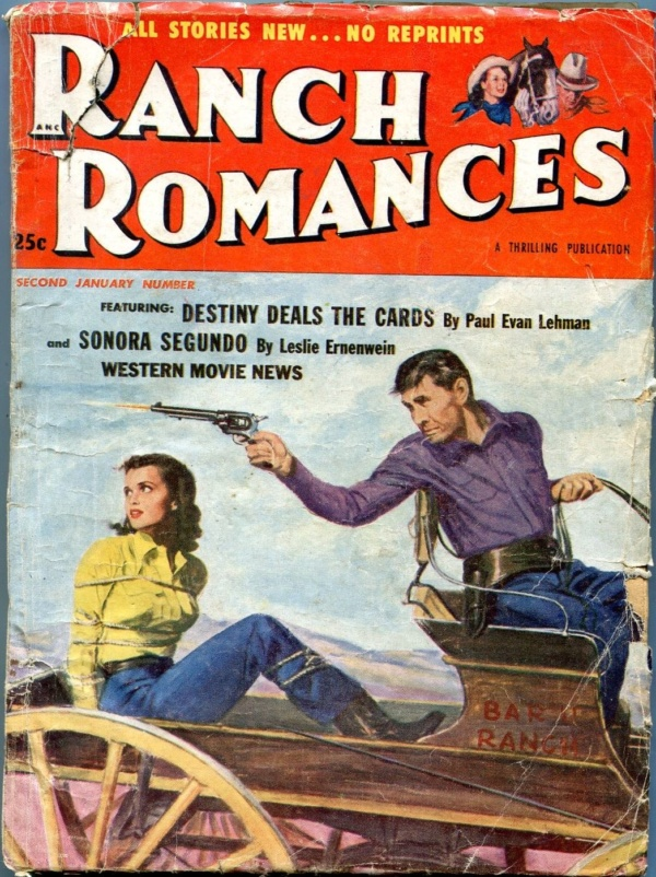 Ranch Romances January 2 1953