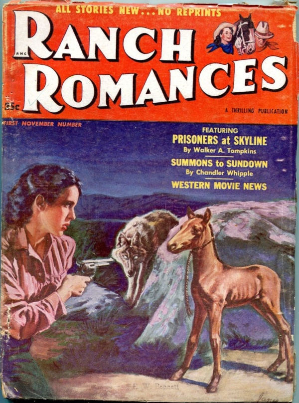 Ranch Romances November 1 1952