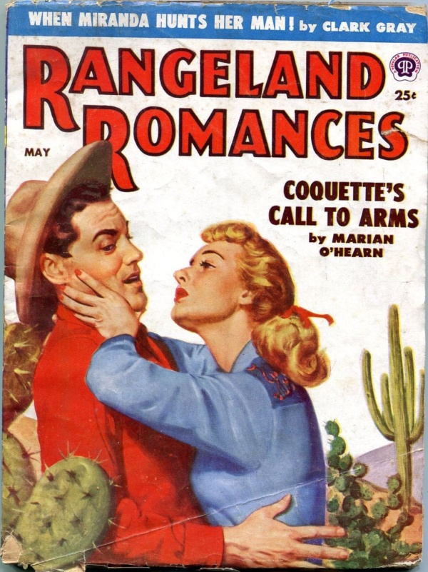 Rangeland Romances May 1952