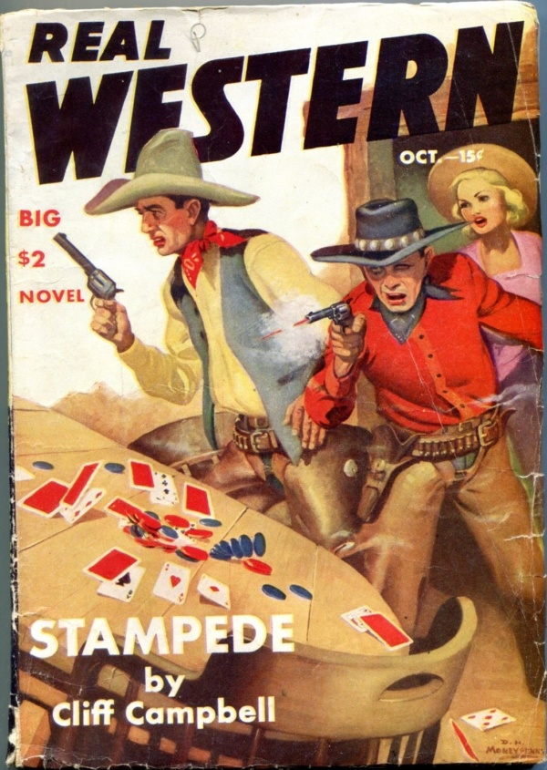Real Western October 1941