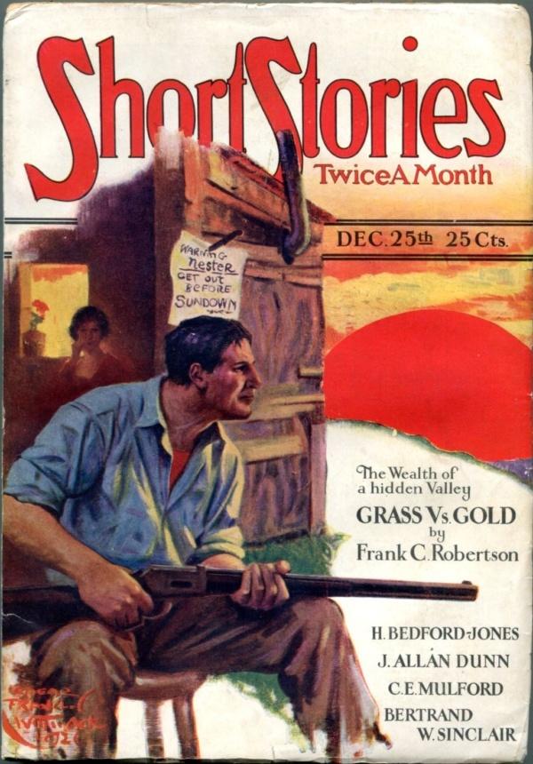 Short Stories December 25 1926