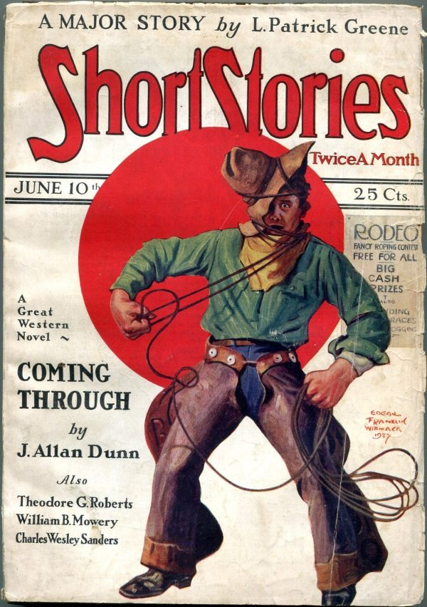 Short Stories June 10 1927