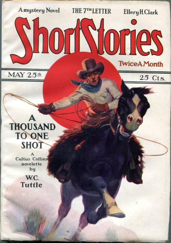 Short Stories May 25 1927