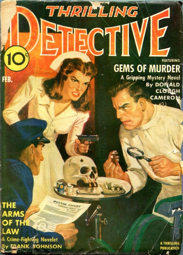 Thrilling Detective February 1942