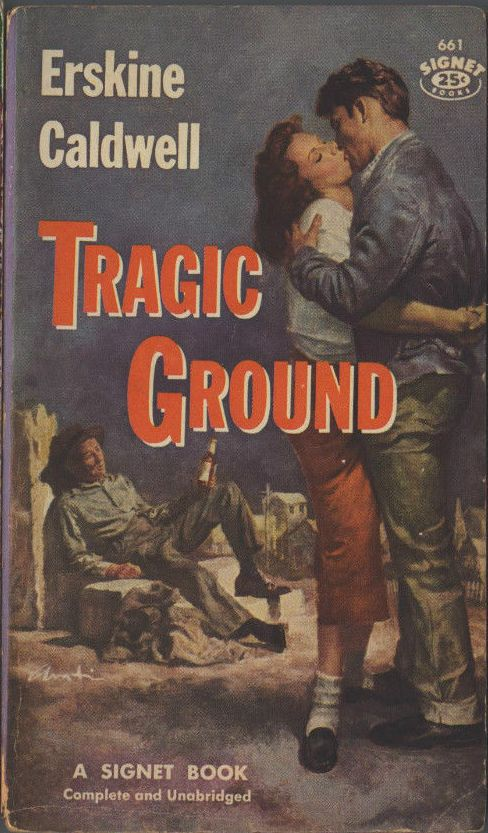 Tragic Ground, 1958