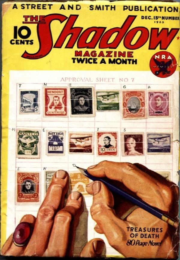 Shadow December 15 1933