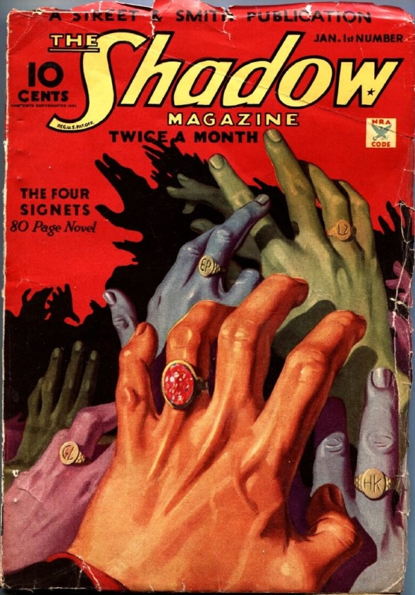 Shadow January 1 1935