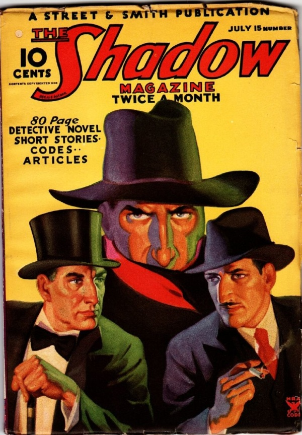 Shadow July 15 1935