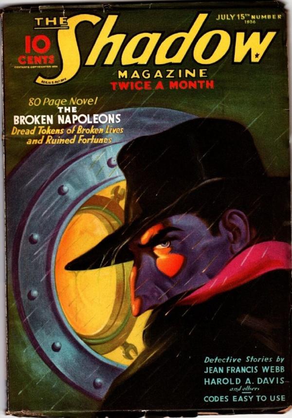 Shadow July 15 1936