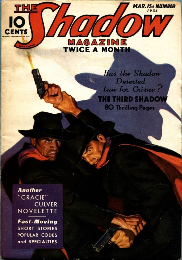 Shadow March 15 1936