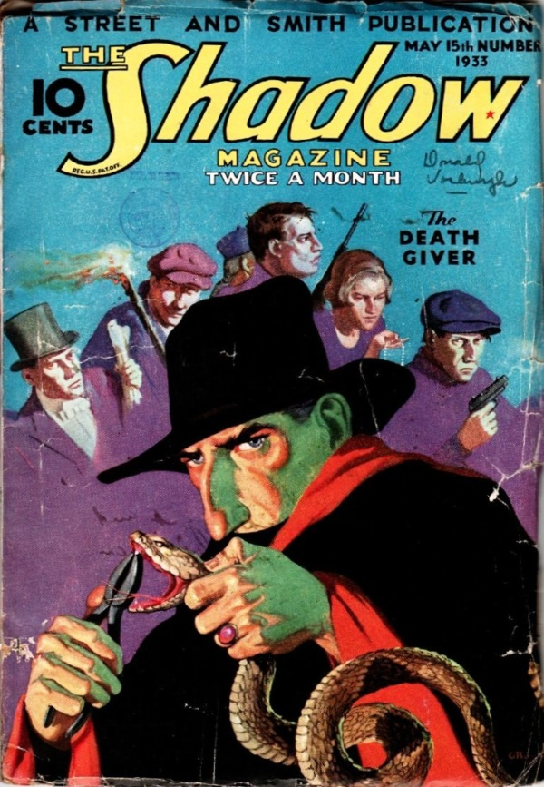Shadow May 15 1933
