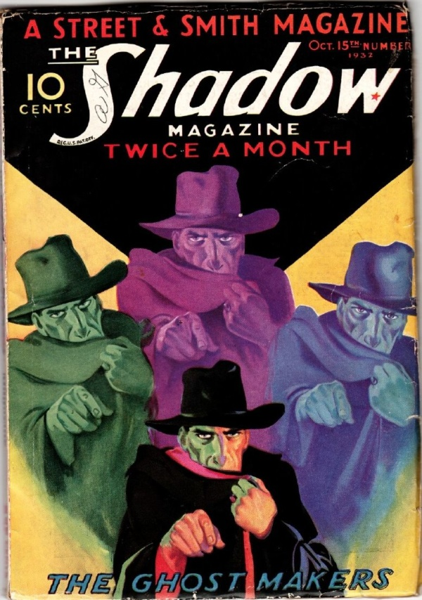 Shadow October 15 1932