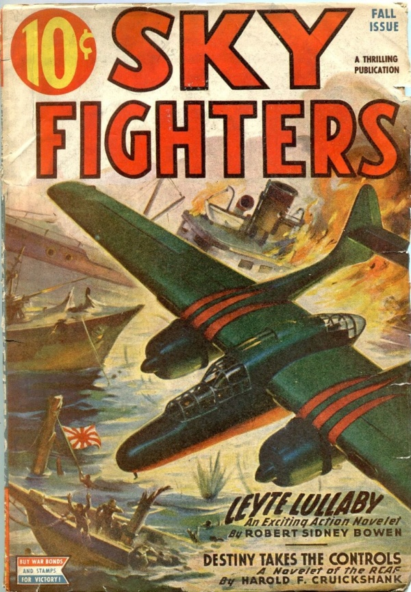 Sky Fighters Fall 1945