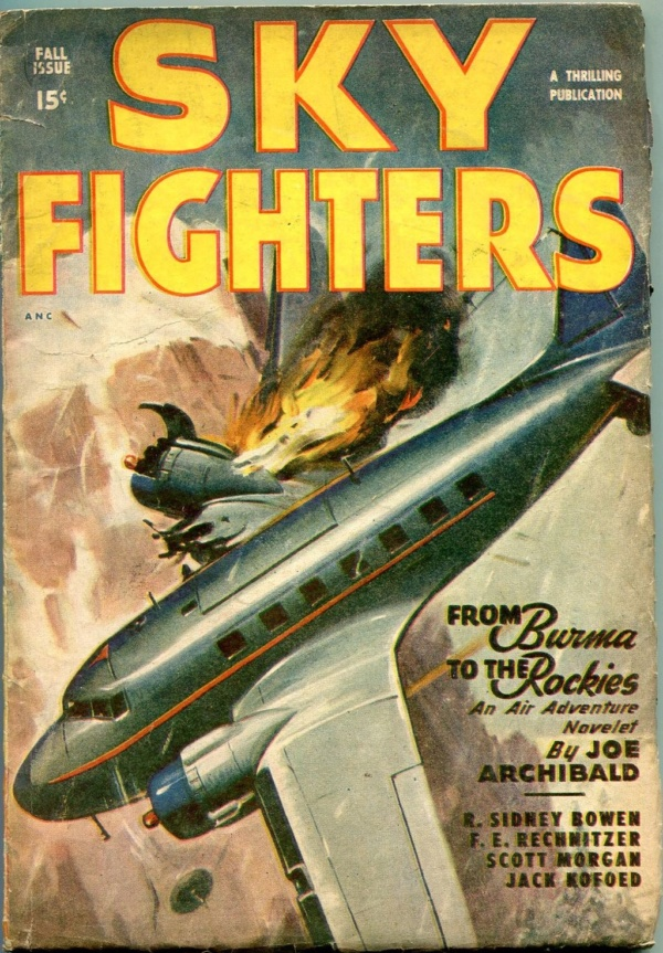 Sky Fighters Fall 1947
