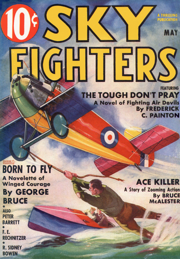 Sky Fighters May 1937