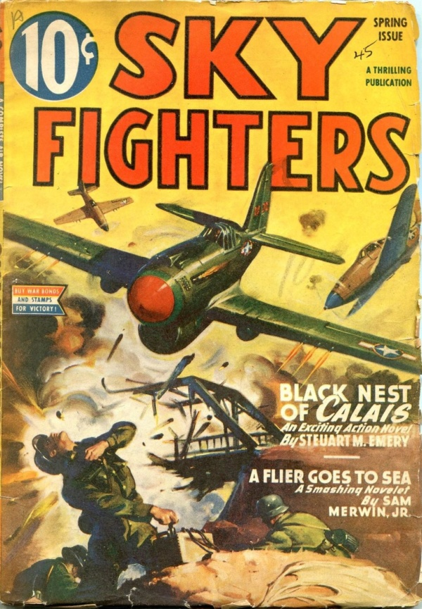 Sky Fighters Spring 1945