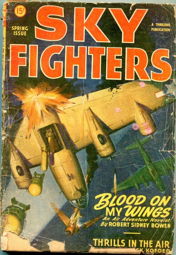 Sky Fighters Spring 1947