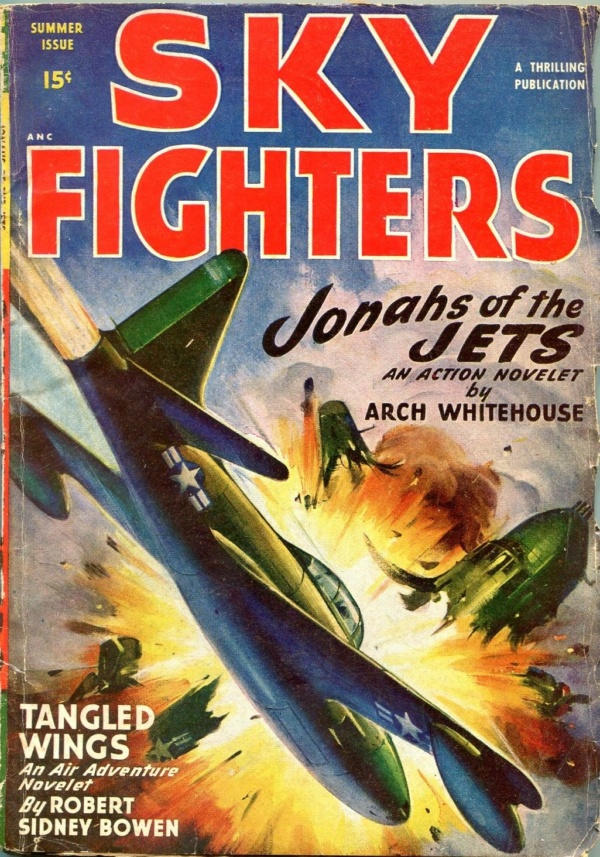 Sky Fighters Summer 1948
