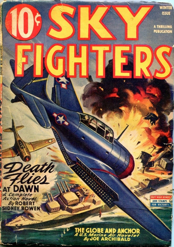 Sky Fighters Winter 1945