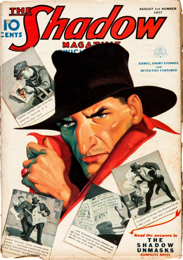 The Shadow - August 1, 1937