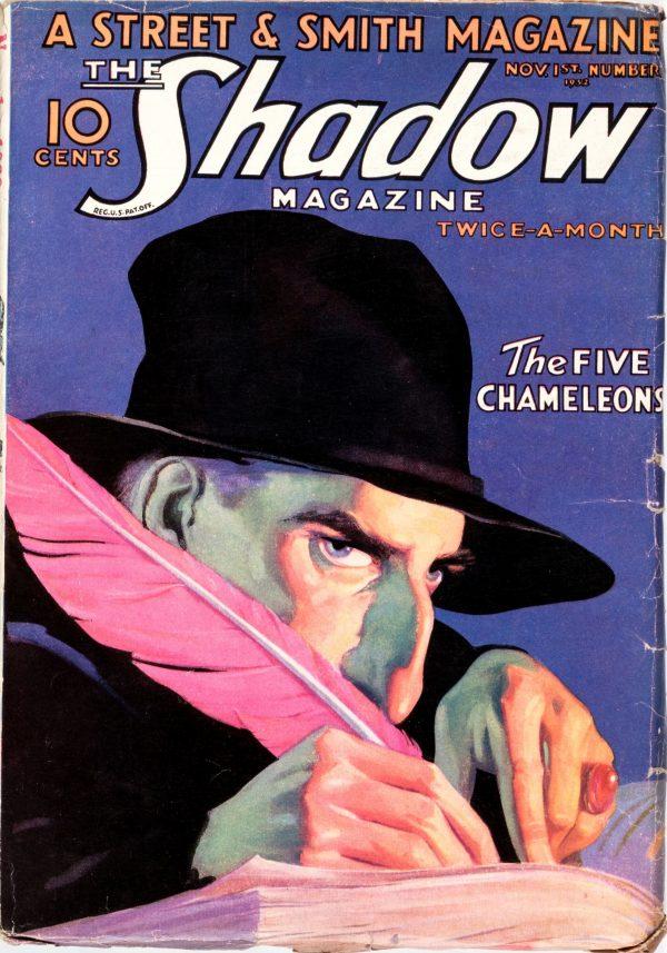 The Shadow - November 1, 1932