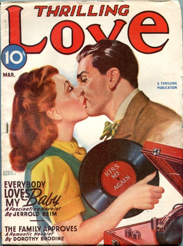 Thrilling Love March 1946