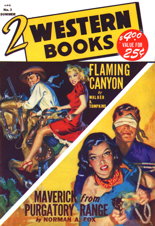 Two Western Books Summer 1949