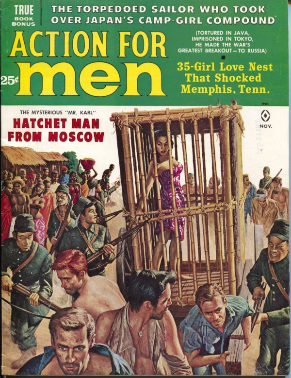 Action For Men November 1963
