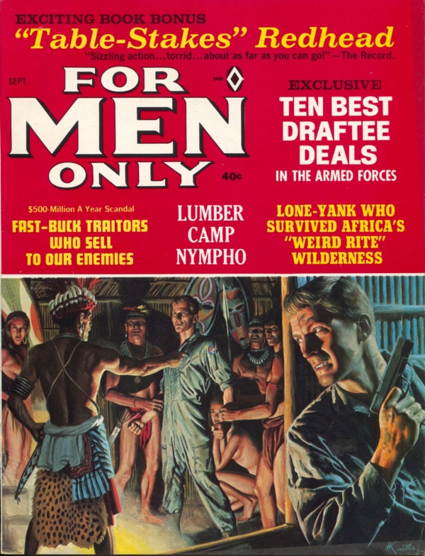 For Men Only September 1966