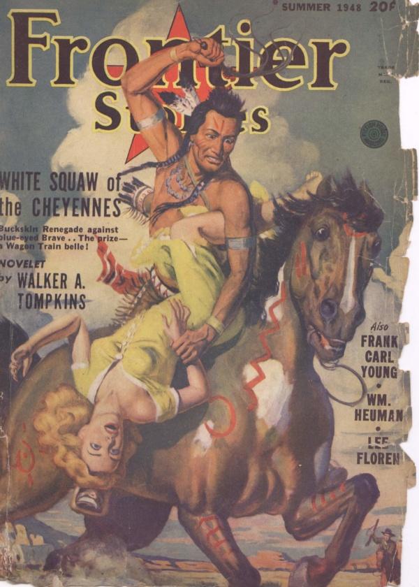 Frontier Stories Summer 1948