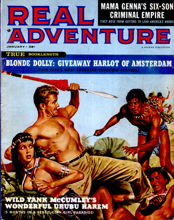 Real Adventure January 1961