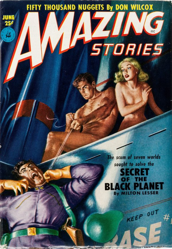 Amazing Stories June 1952