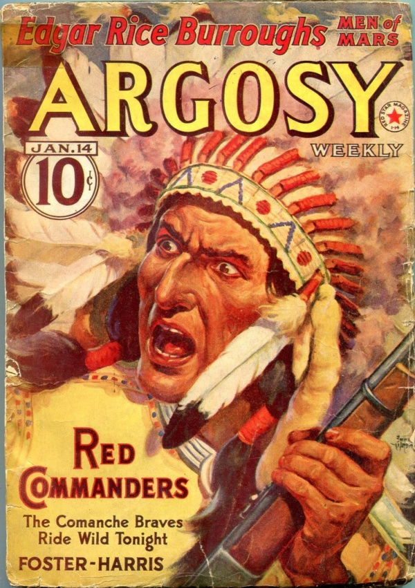 Argosy January 14 1939
