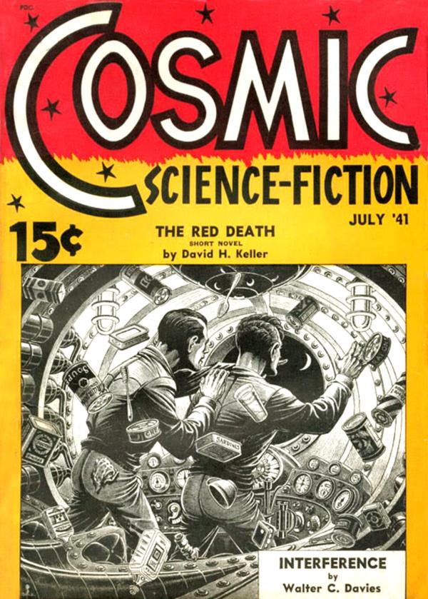 Cosmic July 1941
