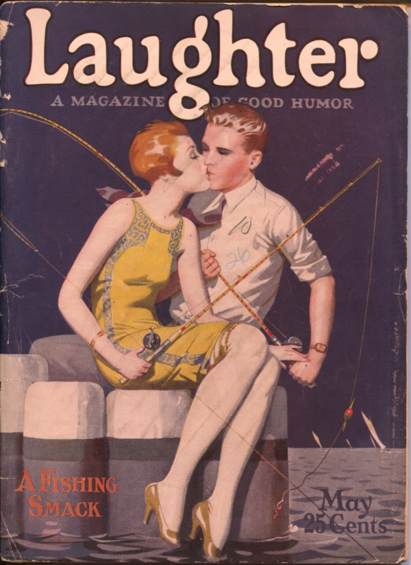 Laughter May 1925