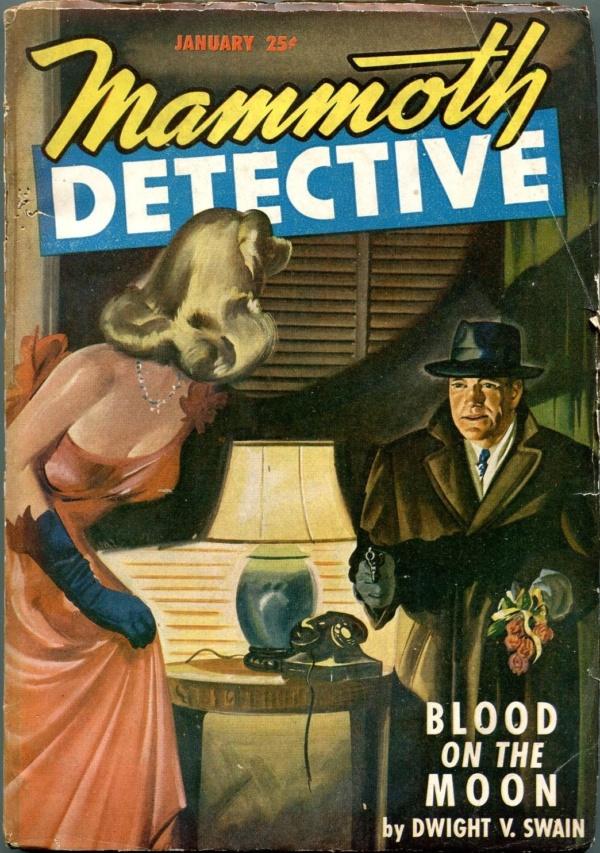 Mammoth Detective January 1947