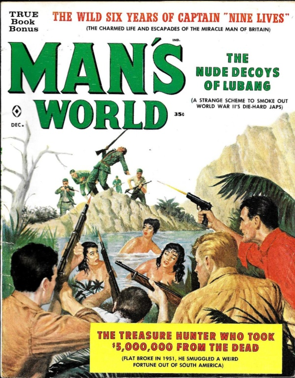 Man's World December 1960