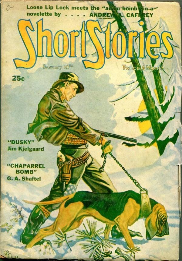 Short Stories February 10 1946