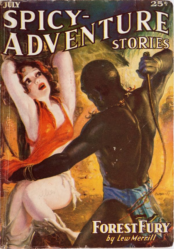 Spicy Adventure - July 1936