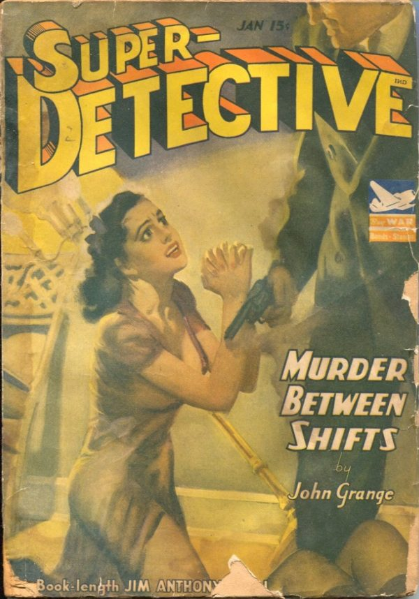 Super-Detective January 1943