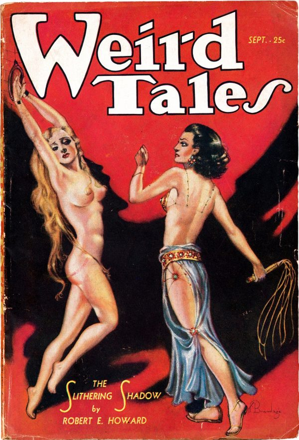 Weird Tales - September 1933