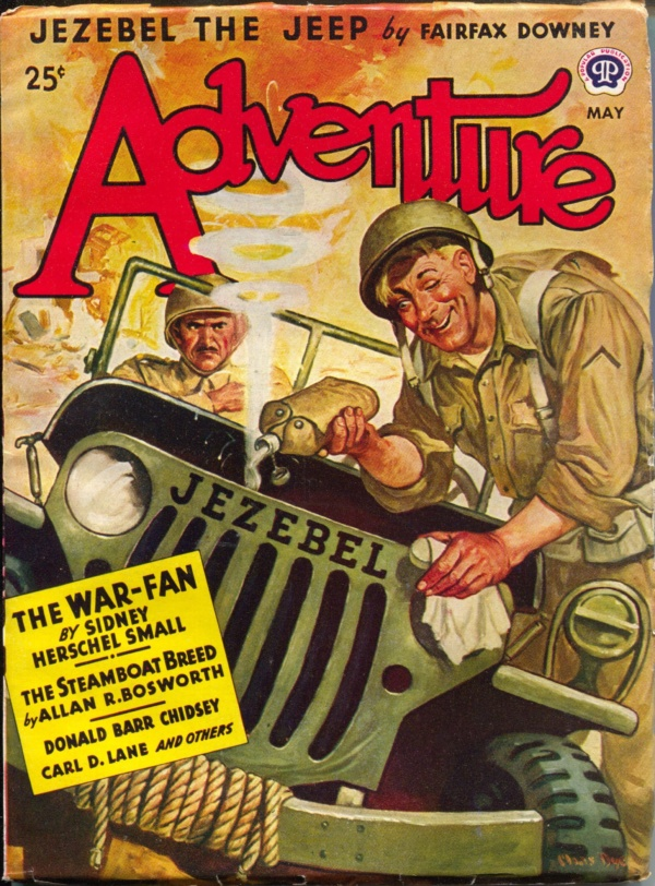 Adventure May 1944
