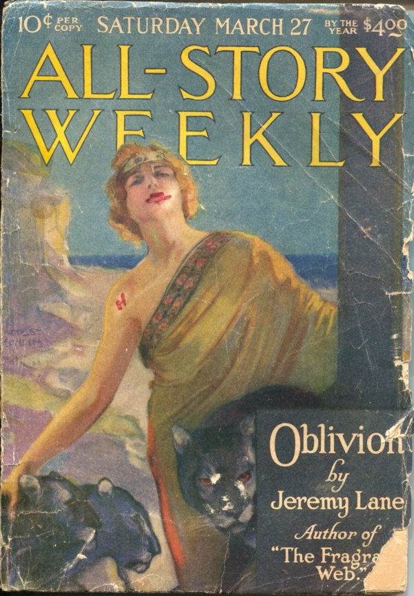 All-Story Weekly March 27 1920