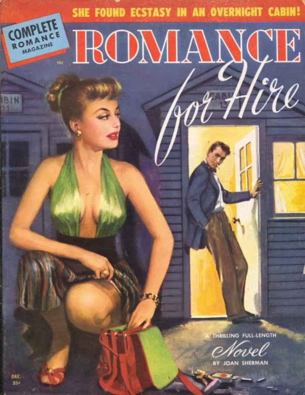 Complete Romance December 1949