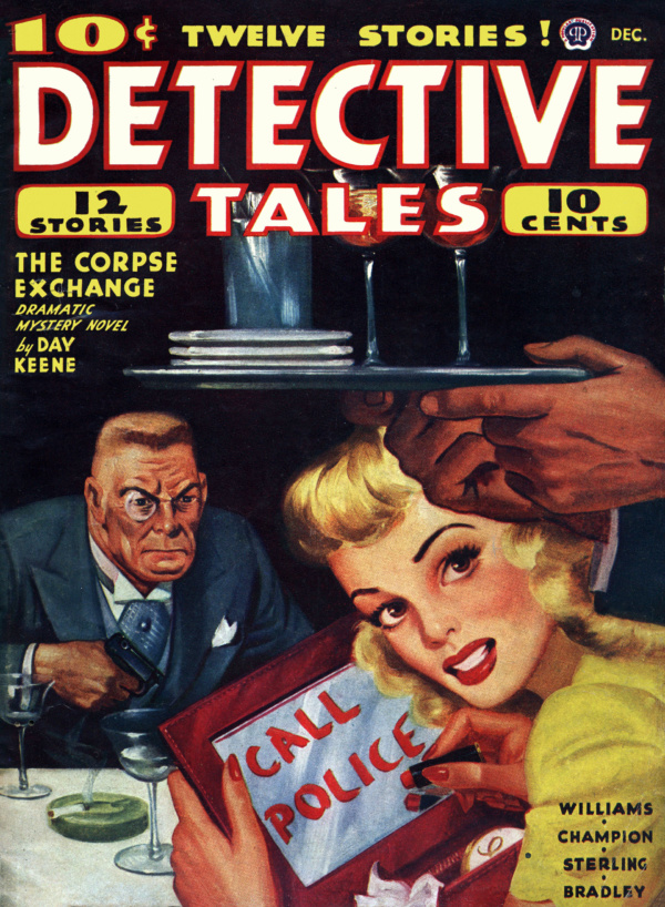 Detective Tales December 1943