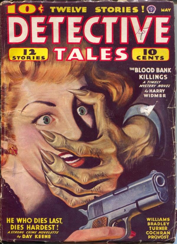 Detective Tales May 1943