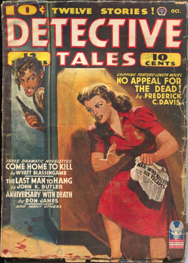 Detective Tales October 1942
