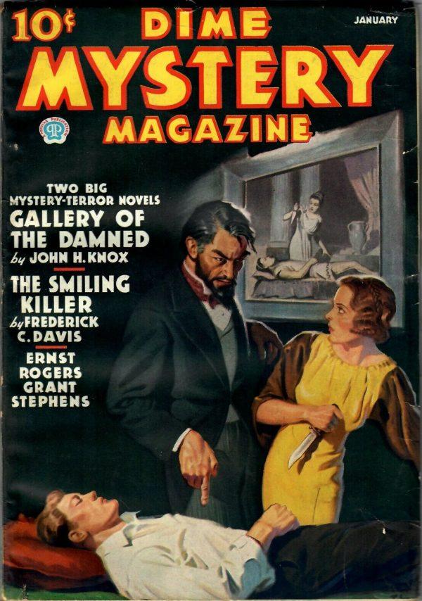 Dime Mystery January 1936