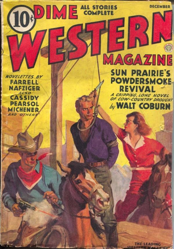 Dime Western December 1937