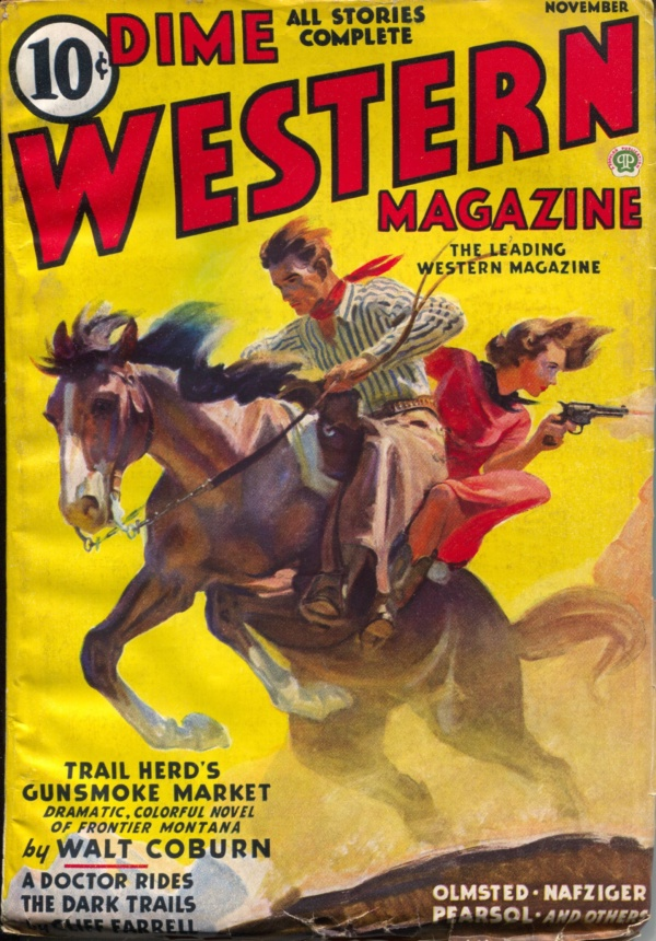 Dime Western November 1937